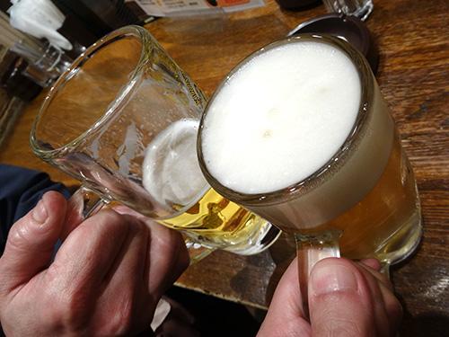33生ビール370