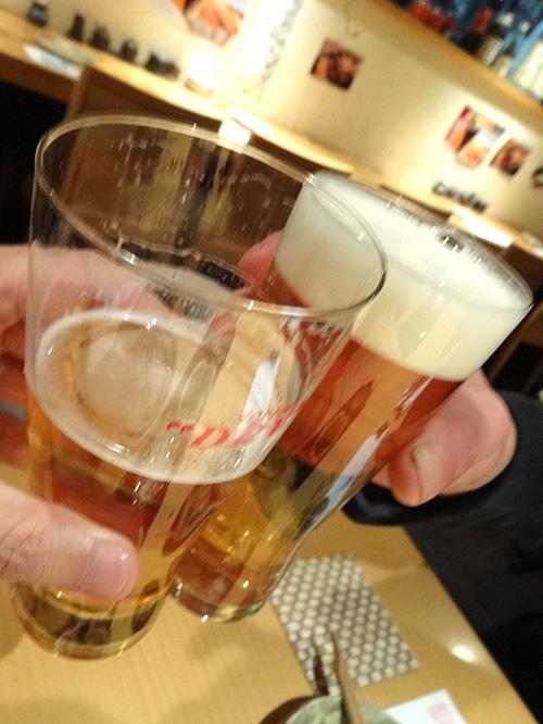 09乾杯!!