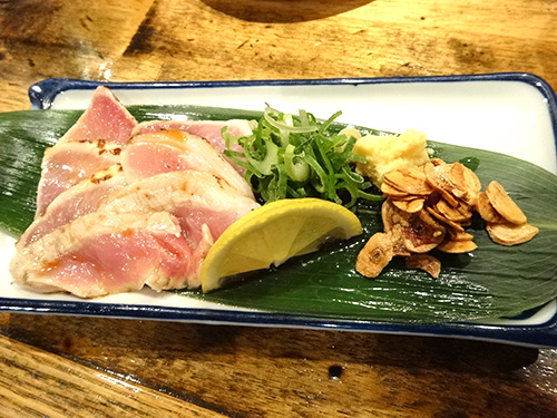54芳寿豚たたき