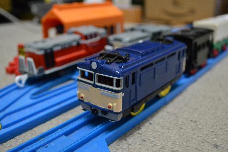 EF61 初運用