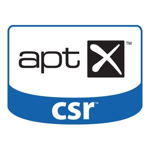 CSR時代のaptXロゴ
