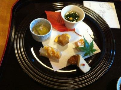 梁山泊料理ー1