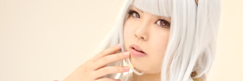 ☆Ena(四条貴音/アイドルマスタ2 ピンクダイヤモンド765)@スタジオ クォーツ☆