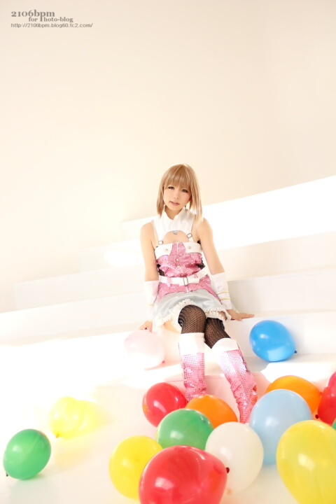 ☆Roco(萩原雪歩/アイドルマスタ2 ピンクダイヤモンド765)@スタジオ クォーツ☆