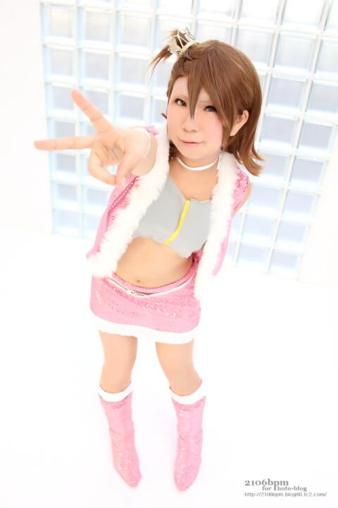 ☆るみの(双海亜美/アイドルマスタ2 ピンクダイヤモンド765)@スタジオ クォーツ☆