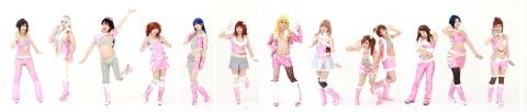 ☆アイドルマスタ2 ピンクダイヤモンド765 あわせ@スタジオ クォーツ パート1☆