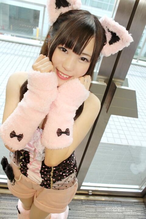 ☆エレン(渡辺麻友 AKB48)@となりでコスプレ博 in TFT 2013冬(初日)☆