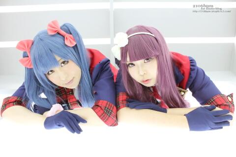 ☆Ena/紘蕗(AKB0048 あわせ)@Booty Tokyo パート1☆