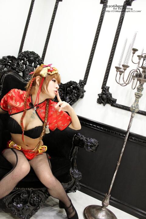 ☆つつん(チャイナドレス/オリジナル)@cosset☆