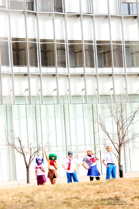 ☆マクロスFRONTIER 美星制服 あわせ@プラザ平成 パート1☆