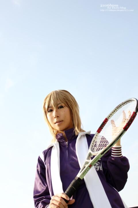 銀(平古場凛/テニスの王子様)@ai Route 04 Studio