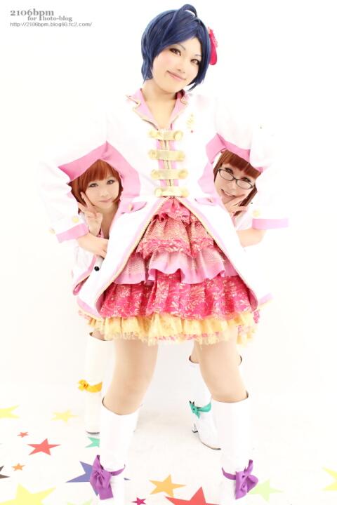 ☆いちご。/ユウ/銀(アイドルマスター2 プリマコンツェルト♪ あわせ)@aiRoute04 パート1☆