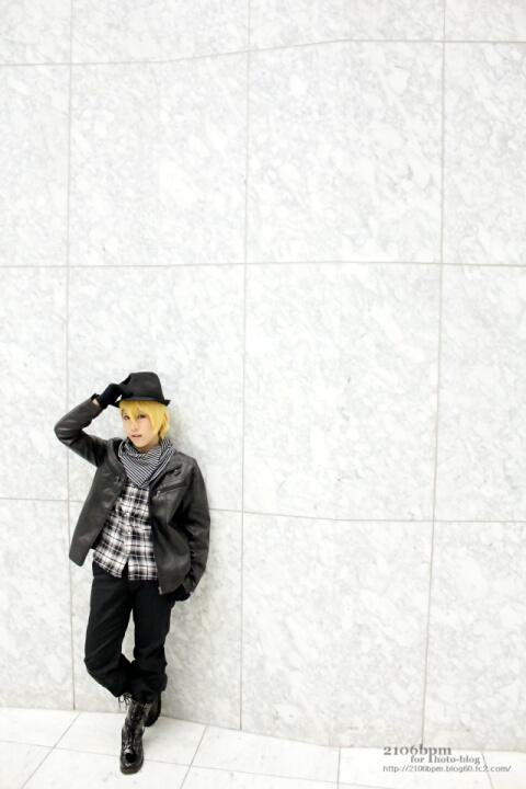 ☆桜塚藍/手塚彷徨(うたの☆プリンスさまっ♪ あわせ)@コスプレ博 in TFT☆