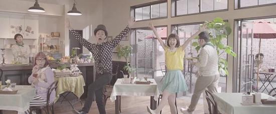 日本テレビ「笑神様は突然に・・・」テーマソング
