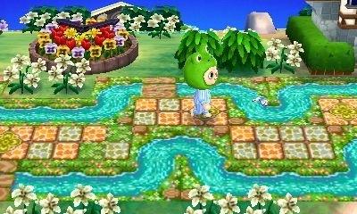 Qr Codes Animal Crossing New Leaf Paths 絵の技術だ...