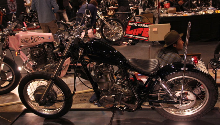 60's~70's CHOPPER SR400