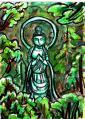 西大寺緑の観音様