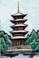 五重塔東寺