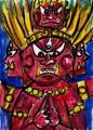 大威徳明王騎像 (2)