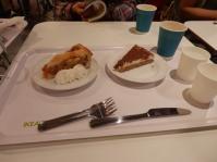 4/29 アップルケーキとバタースコッチケーキ