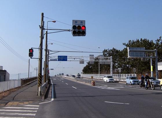柳島交差点