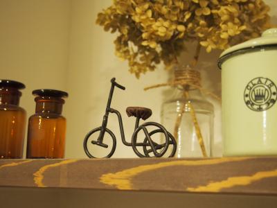 アイアン自転車