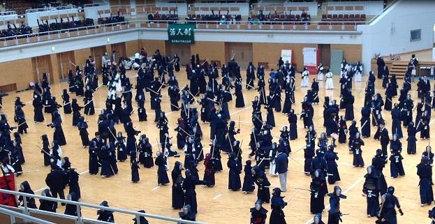 20130512第28回秋田県少年剣道錬成大会