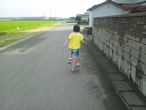 20130619一輪車③