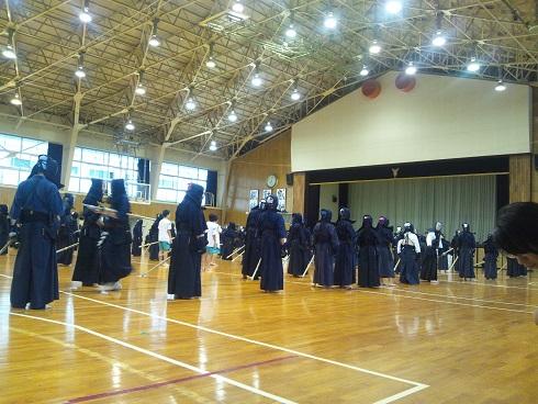 20130725土用稽古2日目①