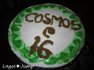 コスモス16ケーキ