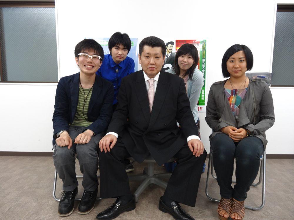 斉藤副社長と