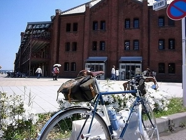 08横浜赤レンガ倉庫