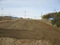 H26.2.13新規借地畑堆肥漉き込み(4a)@IMG_0809