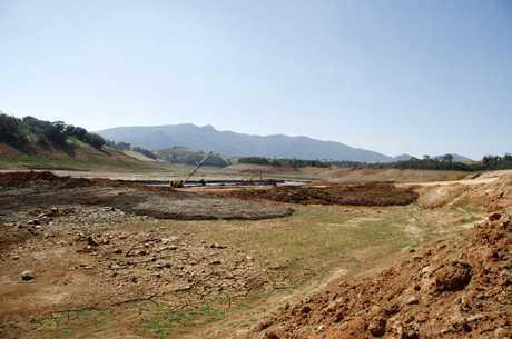 カンタレイラ貯水システム1