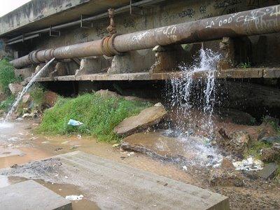 水の浪費1