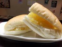 バナナクリームコッペパン