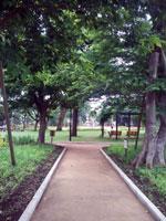 文庫の森外観