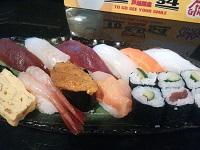 2013-10上ランチ寿司