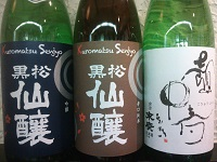 長野仙醸と福島壺中春