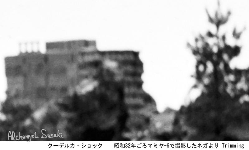 クーデルカショックB017-9 Ⅱ