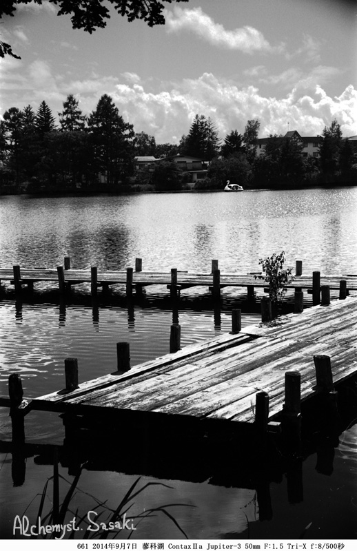 蓼科湖661-48
