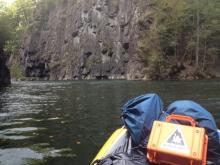 自然湖断崖 20130927