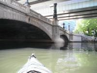 日本橋を日本橋川から 20130503
