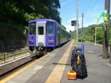 関西線 笠置駅 20130720