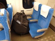 新幹線で 20130803