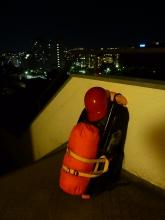 夜の東山公園 20130926