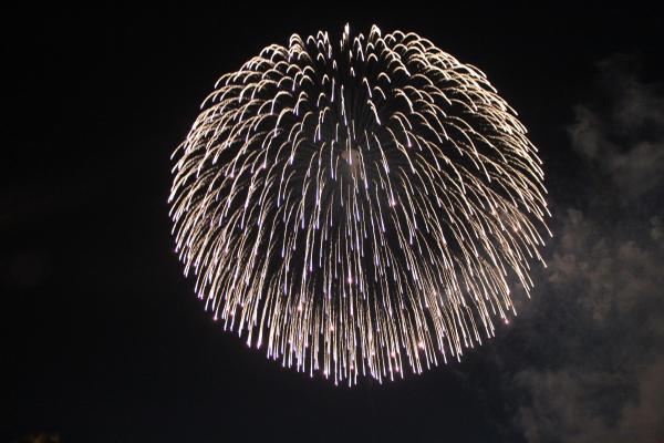 江の島花火6