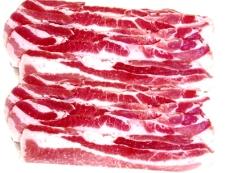 豚バラ肉 薄切り写真
