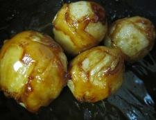 玉ねぎ団子 調理