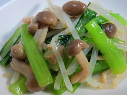 小松菜の和え物(B)